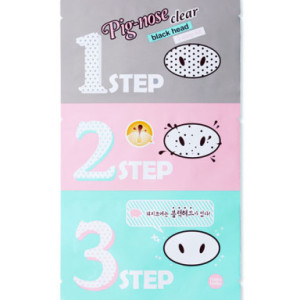 Pig Nose Clear Blackhead 3-Step Kit