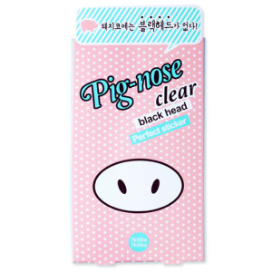 PigNoseClearBlackHeadPerfectSticker10pcs